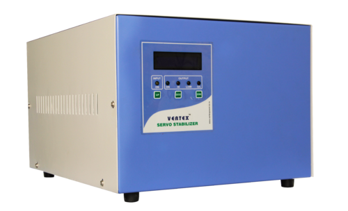 Single Phase Air Cooled Servo Voltage Stabilizer