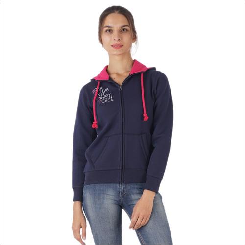 Ladies Modern Sweatshirt