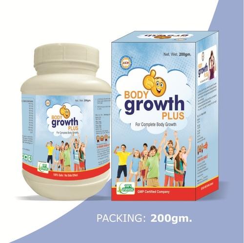 BODY GROWTH PLUS