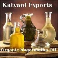 Organic Nagarmotha Oil