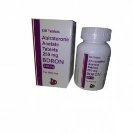 Bdron Abiraterone 250 mg Tablets