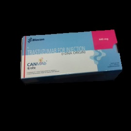 Canmab Trastuzumab 440 mg Injection