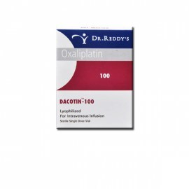 Dacotin Oxaliplatin 100 mg Injection