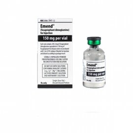 Emend Fosaprepitant 150 mg Injection