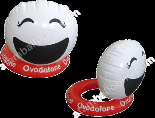 Advertising Balloon Head