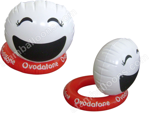 Advertising Balloons Head