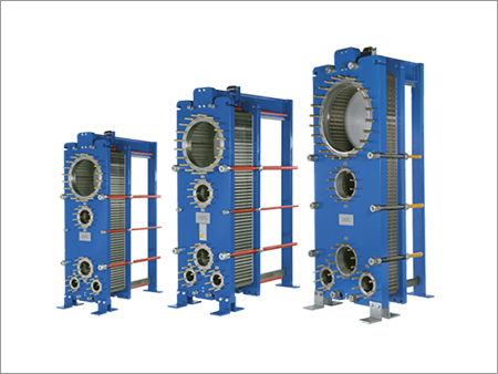 Gasketed Plate And Frame Heat Exchangers