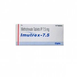 Imutrex Methotrexate 7.5 mg Tablets
