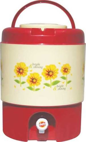 Plastic Insulated Water Jug COOL PLUS 22 FOIL PRINTED