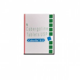 Caberlin Cabergoline 0.5 mg Tablets