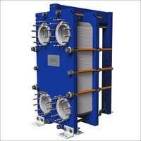Semi Welded Plate Heat Exchanger