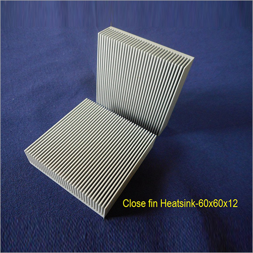 Close Fin Heat Sink