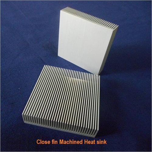 Close Fin - Machined