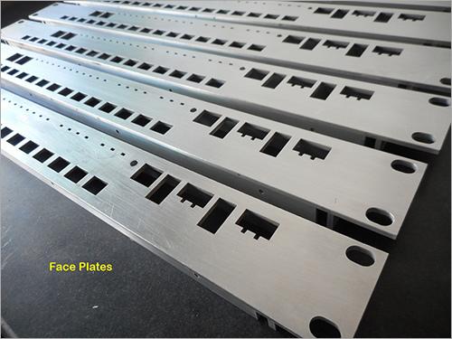 CNC Face Plates