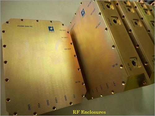 RF Encloures