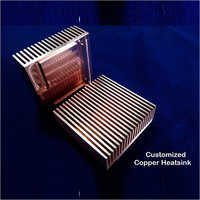 Customized Copper Heat Sink