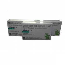 Humog Menotropin 75 I.U. Injection