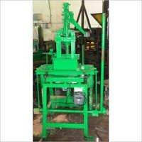 Vibro Press Manual Block Machine