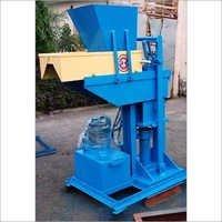 Hydraulic Interlocking Block Machine<