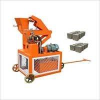 Hydraulic Interlocking Block Machine Double Press<