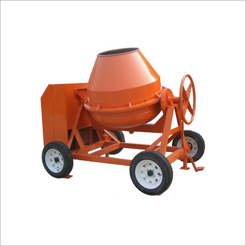 Precision Concrete Mixer