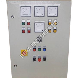 Precision Electrical Control Panel