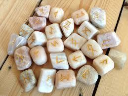 Moonstone Rune Stone