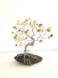 Yellow Aventurine Gem Tree - 100 beads