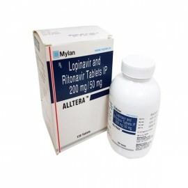 Alltera - Ritonavir 50 mg & Lopinavir 200 mg Tablets