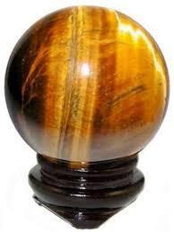 Iron Tiger Eye Spheres
