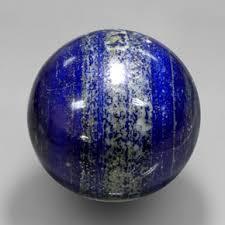 Lapiz Lazuli Spheres