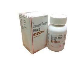 Danavir Darunavir 600 mg Tablets