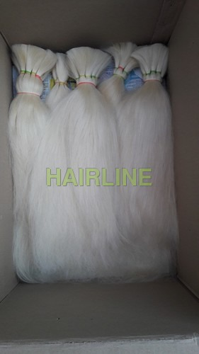 Blond Hair Remy Colour