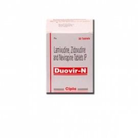 Duovir-N ( Lamivudine + Zidovudine +Nevirapine)