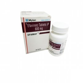 Efamat Efavirenz 600 mg Tablets