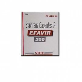 Efavir - Efavirenz 200 mg Capsules
