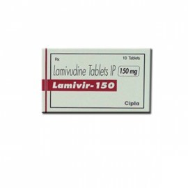 Lamivir - Lamivudine 150 mg Tablets