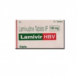 Lamivir HBV - Lamivudine 100mg Tabs