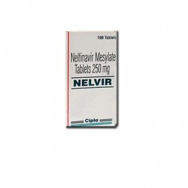 Nelvir - Nelfinavir 250mg Tabs