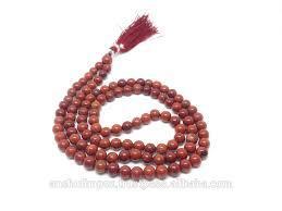 Red Jasper Jap Mala 108 Beads