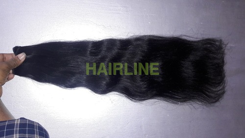 Machine Wefted Wavy Hair