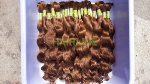 Human Hair Blond Color