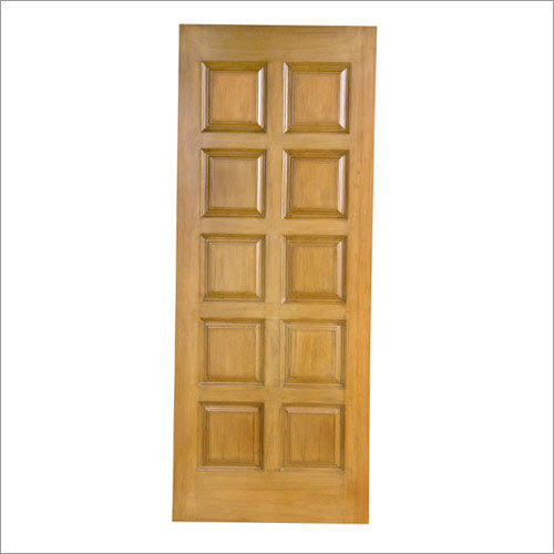 Muti Panel Wooden Door