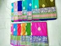 Banarasi Pure Katan Silk Traditional Handloom Weaw