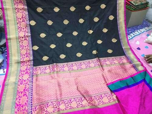 c850ed7c6c Banarasi Pure Katan Silk Traditional Handloom Weaw Manufacturer ...