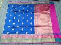 BANARSI PURE KATAN SILK HANDLOOM TRADITIONAL SAREE