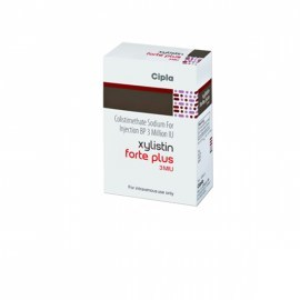 Xylistin Colistimethate 3MIU Injection