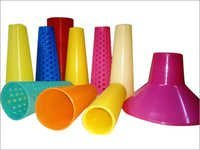 Winding Cones & Cheese Tubes