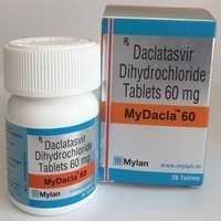 Daclatasvir Dihydrochloride tablets 60mg
