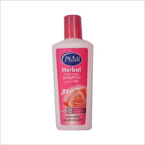 Rose Herbal Shampoo